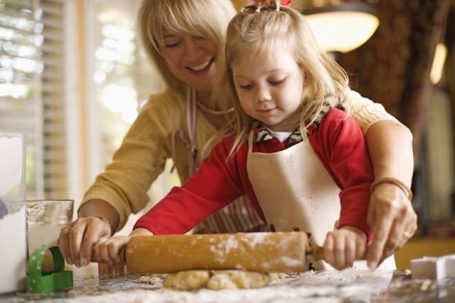 Levél Karácsonyra a nőnek, az anyának, a feleségnek, a háziasszonynak, vagyis NEKED!