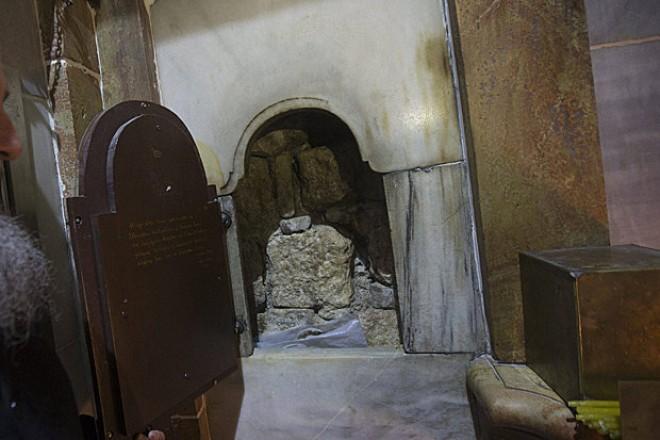 SZENZÁCIÓ FELFEDEZÉS: feltárták Jézus sírját!!!
