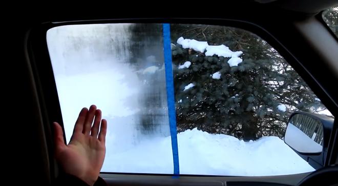 FILLÉRES MEGOLDÁS, és egész télen páramentes lesz a kocsid ablaka!
