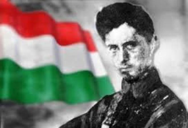 Petőfire emlékeztek Ungváron
