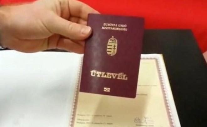Hamis magyar útlevéllel akart utazni!